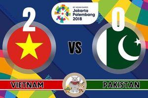 Soi kèo U23 Việt Nam - U23 Pakistan: Các tuyển thủ áo đỏ phải thắng bao nhiêu bàn?