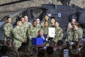 Tổng thống Mỹ ký duyệt đạo luật chính sách quốc phòng tài khóa 2019