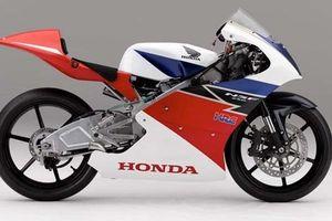 Honda NSF250R Moto3 trình làng: 'Chiến mã' siêu nhẹ cho các tay đua