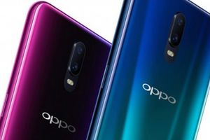Ra mắt Oppo R17 dùng kính cường lực Gorilla Glass 6, tai thỏ đỉnh hơn iPhone X