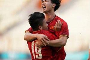 Công Phượng đá hỏng 2 quả phạt đền, Olympic Việt Nam vẫn thắng đậm