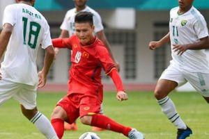 BXH bóng đá nam ASIAD 18 (ngày 14.8): Việt Nam, Trung Quốc thắng lớn