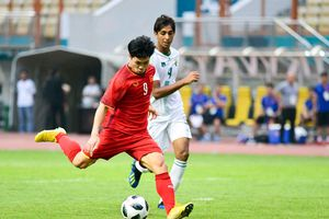 Olympic Việt Nam 3-0 Olympic Pakistan