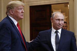Tình báo Mỹ: Thượng đỉnh Putin – Trump vượt quá mong đợi của Nga