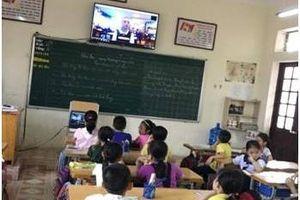 'Lớp học không biên giới'