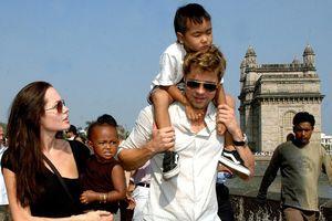 Hé lộ chi phí nuôi dưỡng 6 nhóc tì nhà Angelina Jolie và Brad Pitt