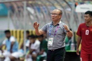 HLV Park Hang-seo: 'Công Phượng sẽ ít có cơ hội thực hiện 11 m hơn'