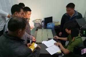 Bắt vụ vận chuyển ma túy quy mô lớn tại Đắk Lắk