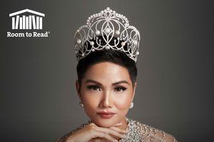 Hoa hậu Hoàn vũ Việt Nam H'Hen Niê trở thành Đại sứ Toàn cầu của tổ chức giáo dục Room To Read