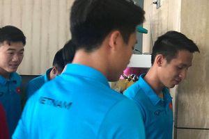 Olympic Việt Nam muốn có bàn thắng sớm trước Pakistan 
