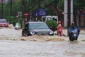 Hà Nội: Chủ động ứng phó với cơn bão số 4
