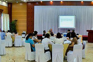Tọa đàm về môi trường kinh doanh và hòa giải thương mại