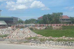 Hà Tĩnh: Xưởng gạch sai phạm ngang nhiên hoạt động, chính quyền bất lực?