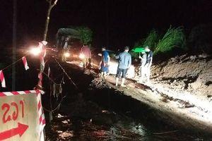 Nhật ký Attapeu - Lào: Những cung đường 'tử thần' đến rốn lũ