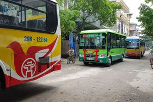 Đấu thầu 65 tuyến buýt: Hà Nội xử lý thế nào với các tuyến'ế'?