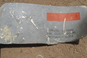 Tìm thấy mảnh bom Mỹ tại hiện trường tấn công xe buýt ở Yemen