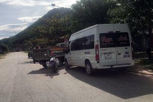Quảng Nam: Phát hiện xe khách vận chuyển động vật rừng trái phép
