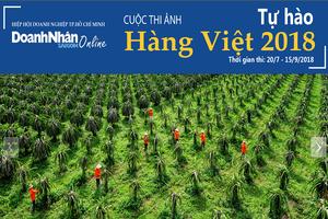 Khởi động cuộc thi ảnh 'Tự hào hàng Việt 2018'