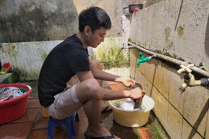 Công nhân thuê trọ 'khát' nước sạch