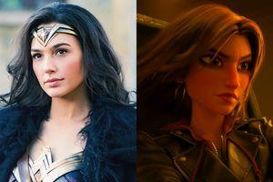 'Wonder Woman' Gal Gadot tham gia 'phá đảo' Internet trong trailer mới của 'Wreck-it Ralph 2'