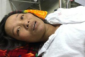 Người mẹ lao xuống biển cứu con ở Thái Bình: 'Tôi mong chữa khỏi chân để về với các con'