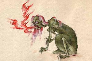 Giải mã loài 'ma đói' xuất hiện nhiều trong tháng 7 cô hồn