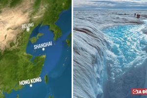 Nếu băng ở hai cực tan hết, thế giới có chìm hoàn toàn trong biển nước không?