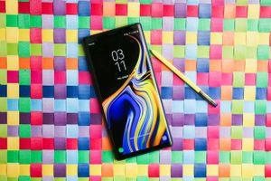 5 lý do để mua chiếc Galaxy Note 9