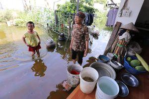 Biến nước lũ thành nước sạch, người dân Chương Mỹ sẽ không cần chắt chiu