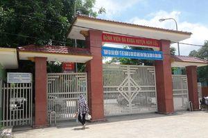 Bé 7 tháng tuổi tử vong ở Nghệ An: Giám đốc bệnh viện huyện nói gì?