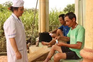 Huyện Thạch Thành phòng chống dịch bệnh mùa mưa bão