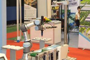 Công nghệ cobot sẽ phổ biến tại các nhà máy ở Việt Nam