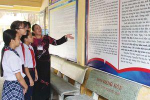 Giáo dục hệ giá trị truyền thống dân tộc nhằm xây dựng nhân cách mới cho con người Việt Nam trong thời kỳ hội nhập quốc tế
