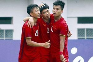 U23 Việt Nam 3- 0 U23 Pakistan: Ra quân thắng lợi