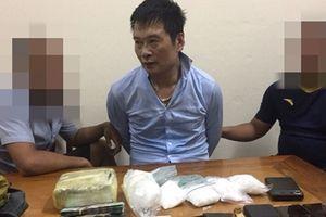 Triệt phá hàng loạt vụ án ma túy với số lượng giao dịch tính theo đơn vị Kilogam