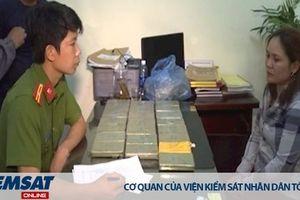 Phát hiện vụ vận chuyển ma túy lớn nhất Tây Nguyên