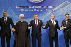 'Hiến pháp' của biển Caspian - Thỏa thuận lịch sử