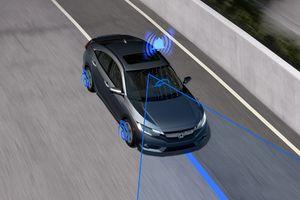 Honda Civic sẽ sớm được bổ sung thêm công nghệ an toàn trên mọi phiên bản