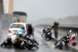 Quảng Ninh - Nam Định nằm trong tâm bão số 4, người dân cần đặc biệt lưu ý thông tin này