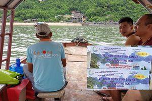 Hải Phòng: Thăm đảo Cát Ông, khách du lịch bị ép mua vé vịnh Lan Hạ