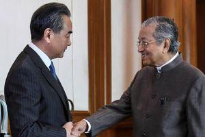 Thủ tướng Malaysia sẵn sàng hủy bỏ dự án tỷ USD với Trung Quốc