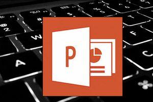 Những phím tắt cần nhớ khi làm việc trên Microsoft PowerPoint