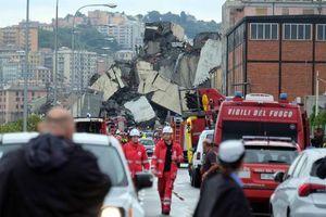 Thảm họa khủng khiếp sập cầu ở Itlay: 'Ân ý' nguyên nhân vỡ lẽ?