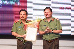 Thiếu tướng Mai Văn Hà giữ chức Cục trưởng Cục Truyền thông Công an nhân dân