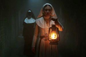 Phim kinh dị 'The Nun' về Valak bị gỡ quảng cáo phản cảm