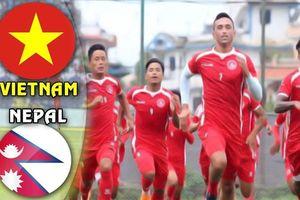Nhận định sức mạnh đối thủ của U23 Việt Nam: U23 Nepal ẩn số tại ASIAD 2018