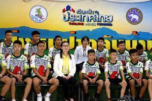 Đội bóng nhí Thái Lan được mời tham gia trại hè ở Nga