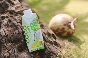 Betrimex ra mắt sản phẩm Nước dừa Cocoxim Organic nguyên chất