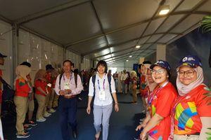 Đoàn Thể thao Việt Nam chính thức gia nhập Làng VĐV Asian Games 18
