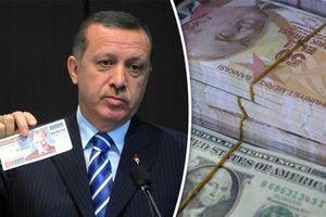 Đáp trả trừng phạt Mỹ, Thổ Nhĩ Kỳ lúng túng do đâu?